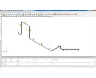 Пример интерфейса программы dPIPE